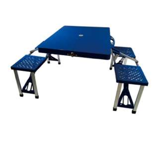 Portable Foldable chair and table