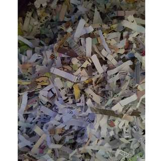 Shredding and Disposal Services