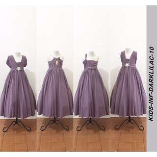 Infinity Dress For Kids And Adults
