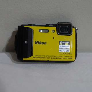 Nikon Water Proof Digicam