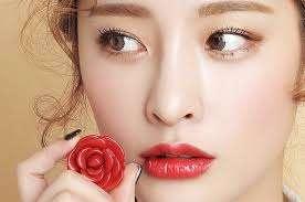 韓國 3CE玫瑰花瓣潤色唇膏 0.7g  (#RED)