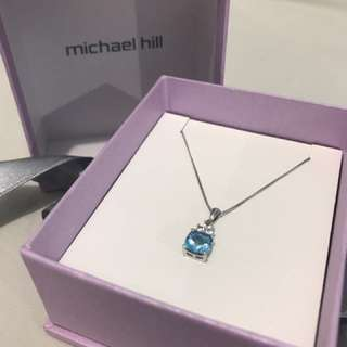 Michael Hill Saphire Necklace