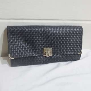 Bottega Venetta Inspired Brush Bag