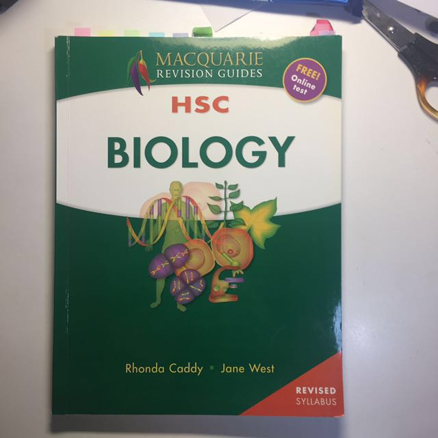3 HSC BIOLOGY TEXTBOOKS