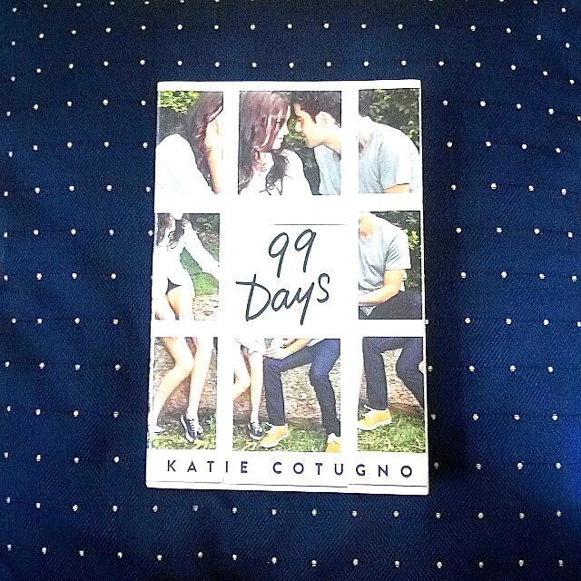 REPRICED:99 Days by Katie Cotugno