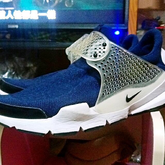 最美初代 Nike Sock Dart 海軍藍