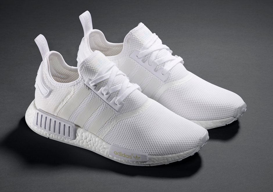 ccc31167295ed ADIDAS ORIGINAL NMD TRIPLE WHITE REFLECTIVE STEAL