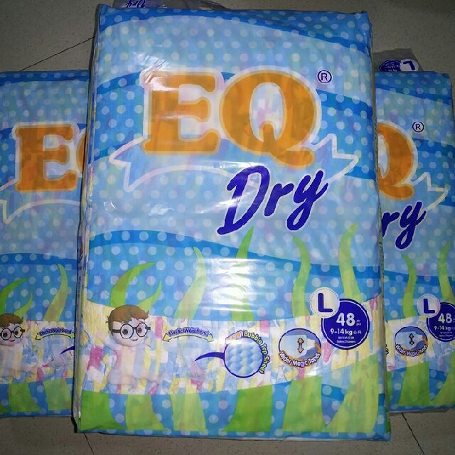 Assorted BRANDED Diapers