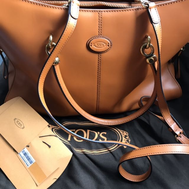 Authentic Tods bag
