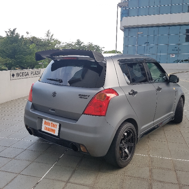Available Rent. Swift Sport 1.6m