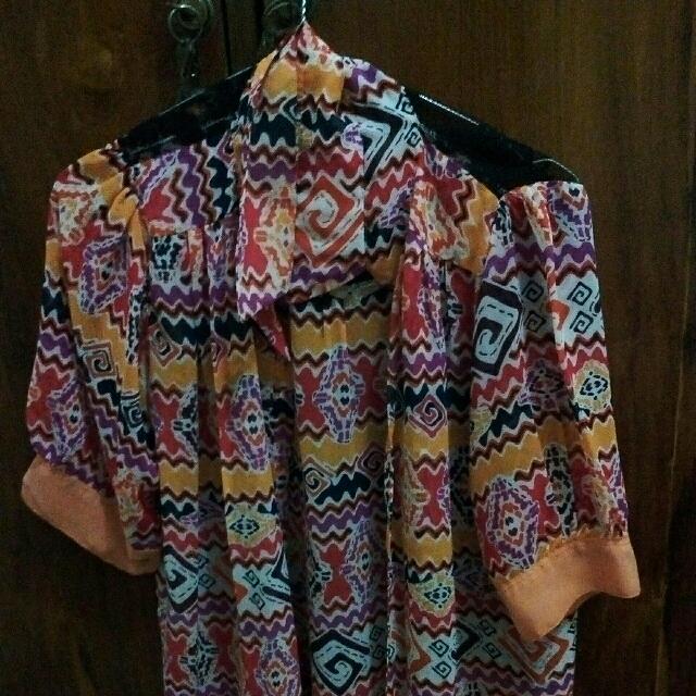 Baju Wanita Lengan Pendek