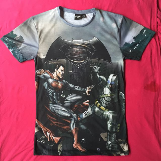 Batman V Superman Shirt