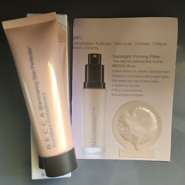 Becca Shimmering Skin Perfector 20ml Moonstone