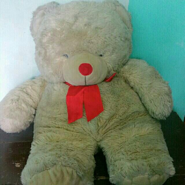 Big Teddy Bear From Blue Magic