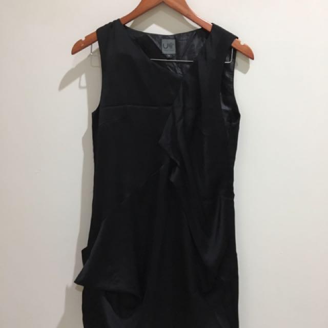 Black Dress Urban twist