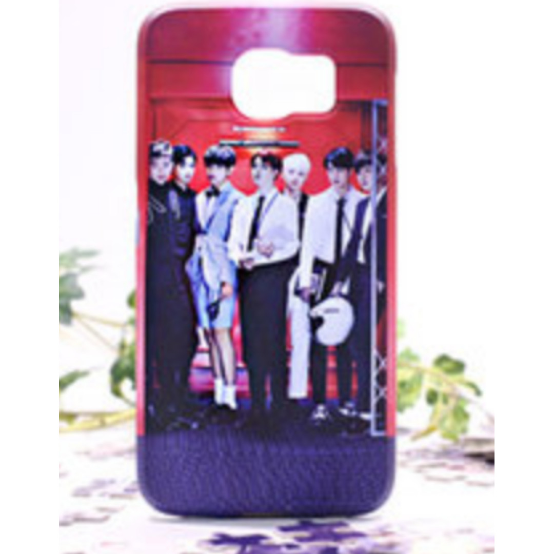 BTS Phone CASE (Custom-built)