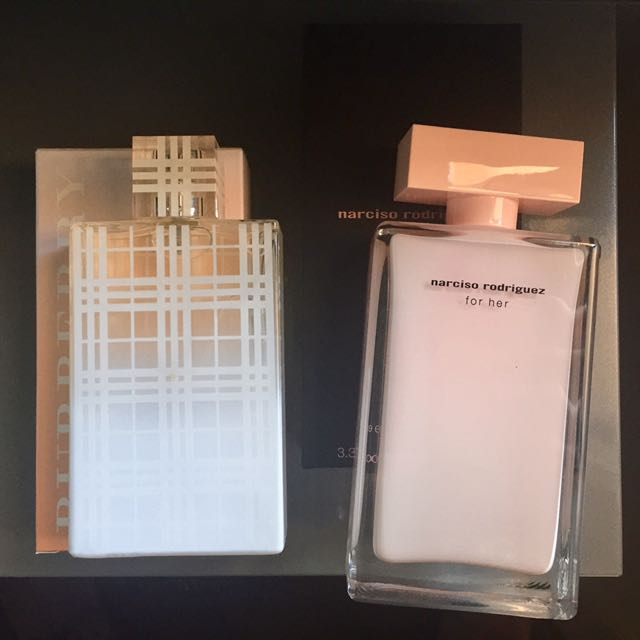 Burberry Summer Edition / Narciso For Her