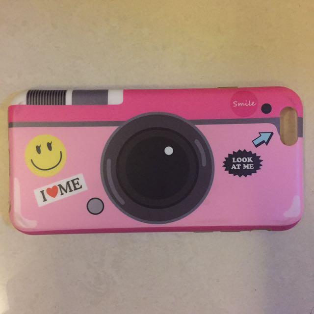 Camera iphone 6 case