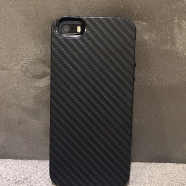 Carbon Case Iphone 5/5s/5se