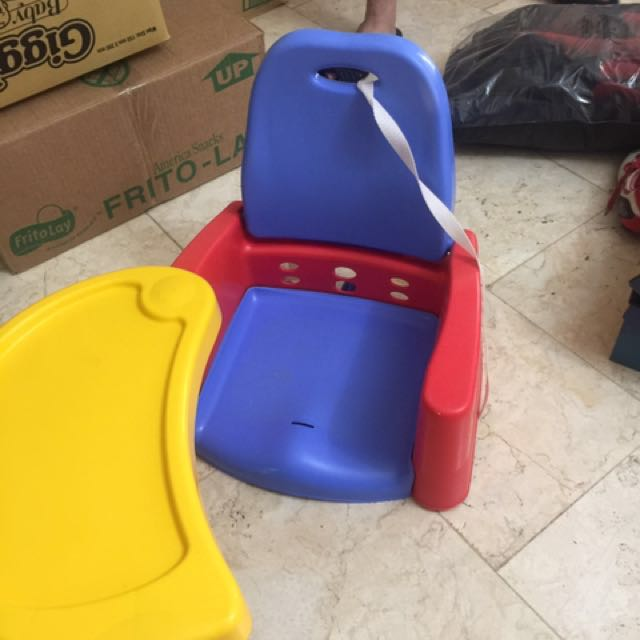 chair seat booster
