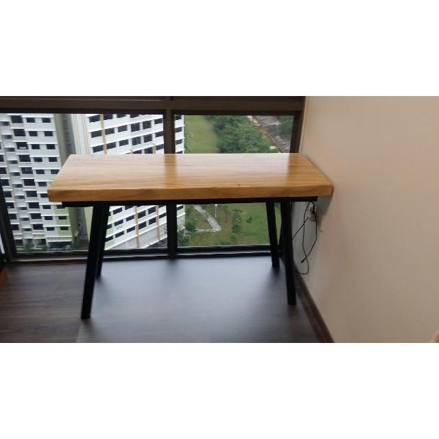 Collectif Designs Suar Wood Writing Desk