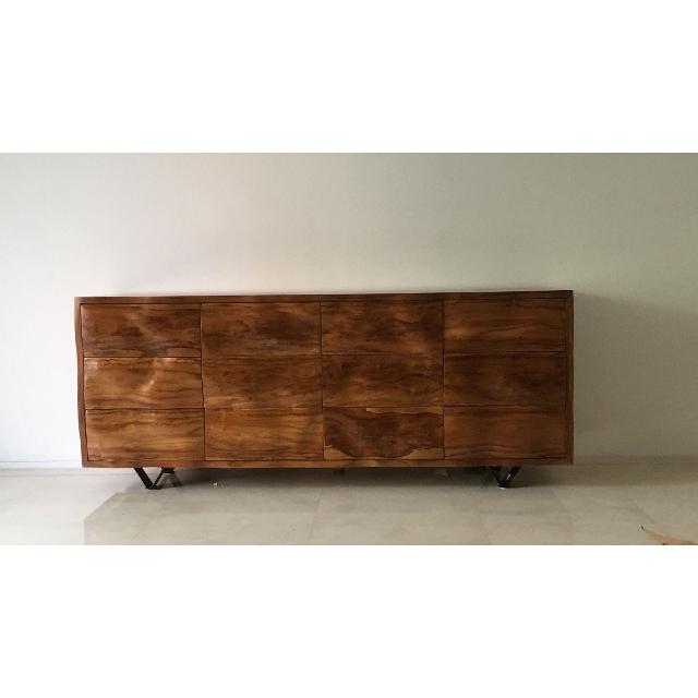 Collectif Designs Teak Wood Sideboard