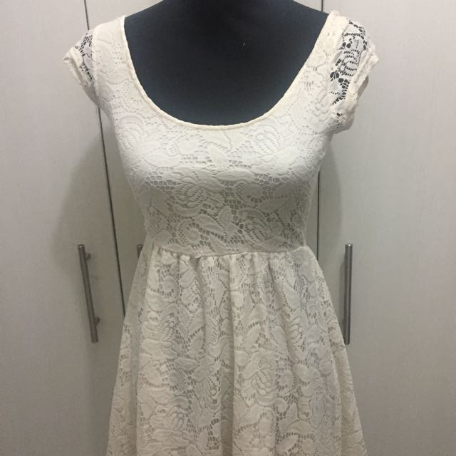 Cotton On Lace Dress - Pre-loved