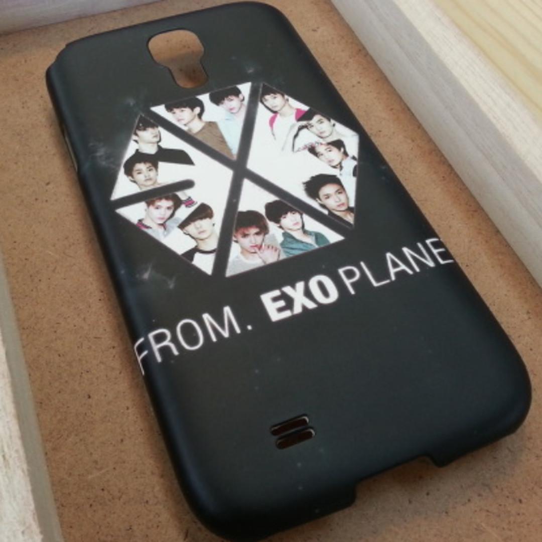 Custom EXO PHONE CASE