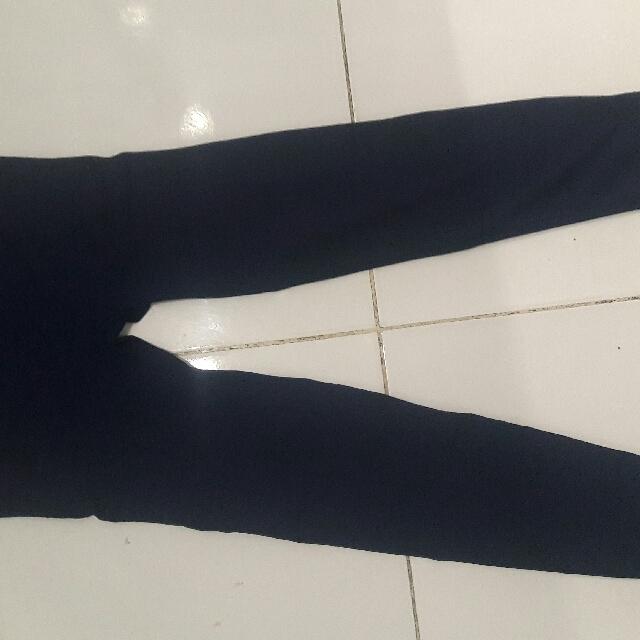 Dark Blue Leggings