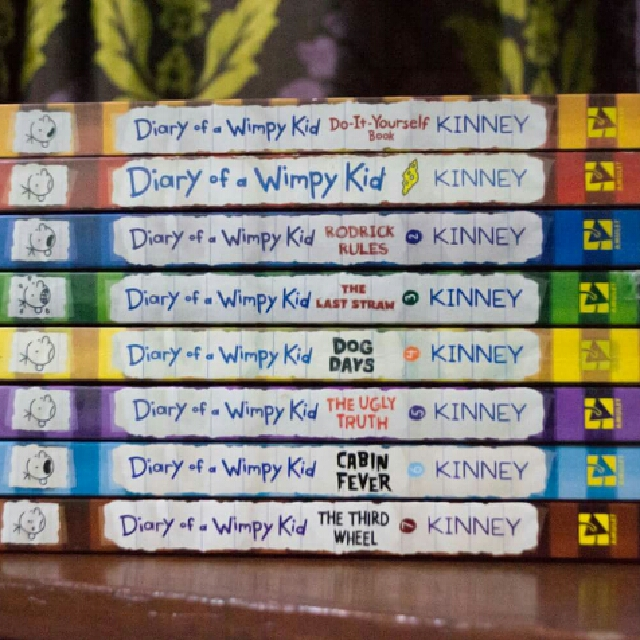 Diary of a wimpy kid 1 7 diy books childrens books on carousell photo photo photo photo solutioingenieria Gallery