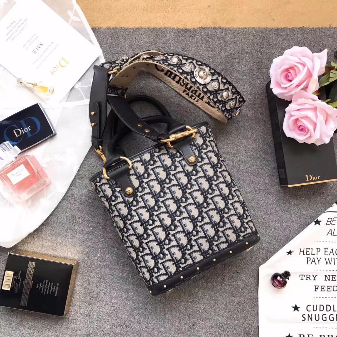 9b9a22dea5c2 Dior Oblique Bucket Bag