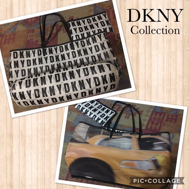DKNY collection (reversible bag) Original NY