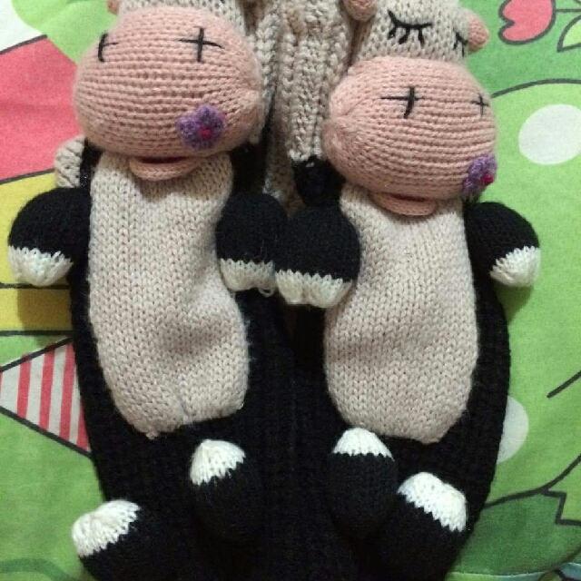 Dorothy Perkins' Fluffy Socks