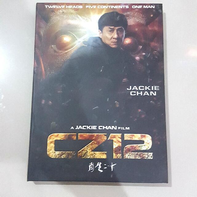 DVD CZ12 JACKIE CHAN ORI