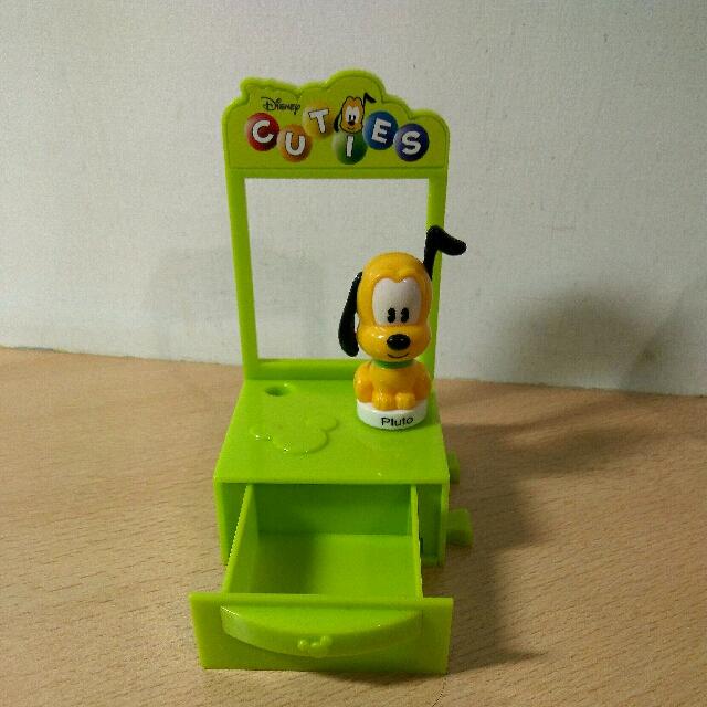 [Ericaca 愛挖寶] Disney 布魯托 Pluto 小狗狗玩具~只要10元喔💕