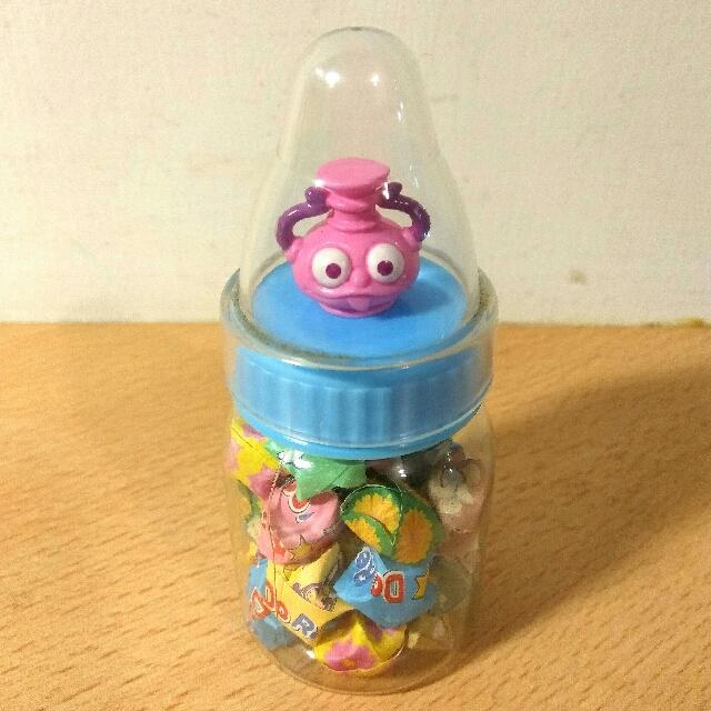 [Ericaca 愛挖寶] Q版小奶瓶 幸運小星星折紙,收藏您的兒時回憶~只要10元喔💕