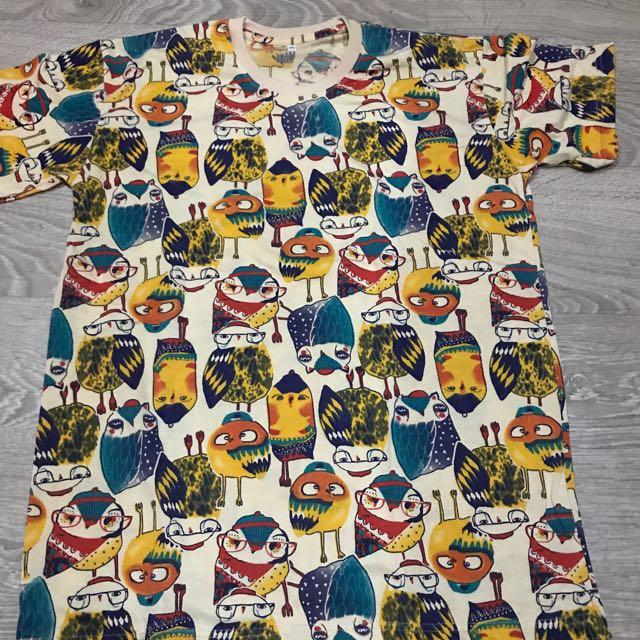 Family Tshirt Bird