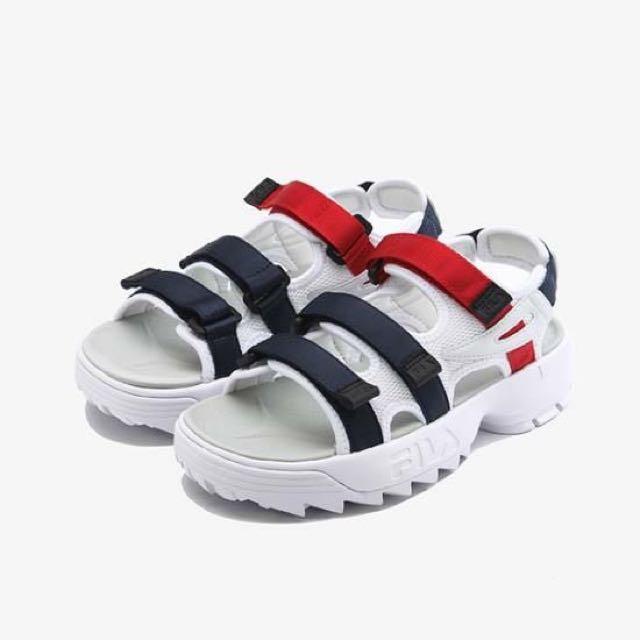 FILA Disruptor 2 Sandal, Men's Fashion