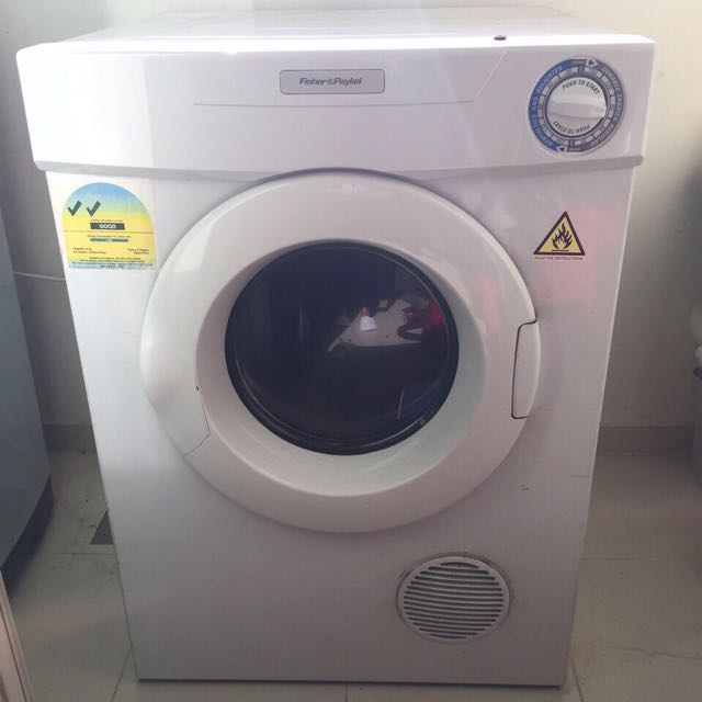 Fisher&Paykel Tumble Dryer DE50F56A2 (6kgs)