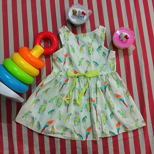 Gingersnaps Baby Dress Size 12