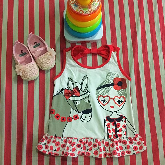 Girls Edition Cute Dress