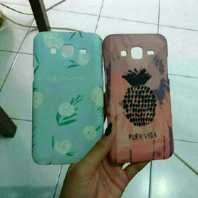 Hard Case Samsung J5 2015