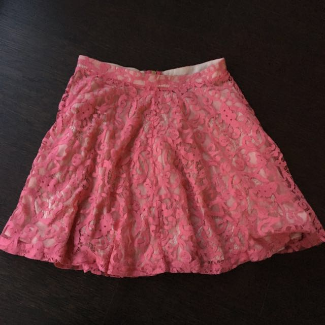 H&m floral skirt - size XS