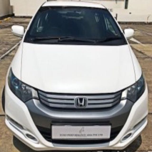honda insight hybrid 1 3a cars cars for sale on carousell rh sg carousell com 2010 Honda Insight Hybrid Honda Hybrid Cars