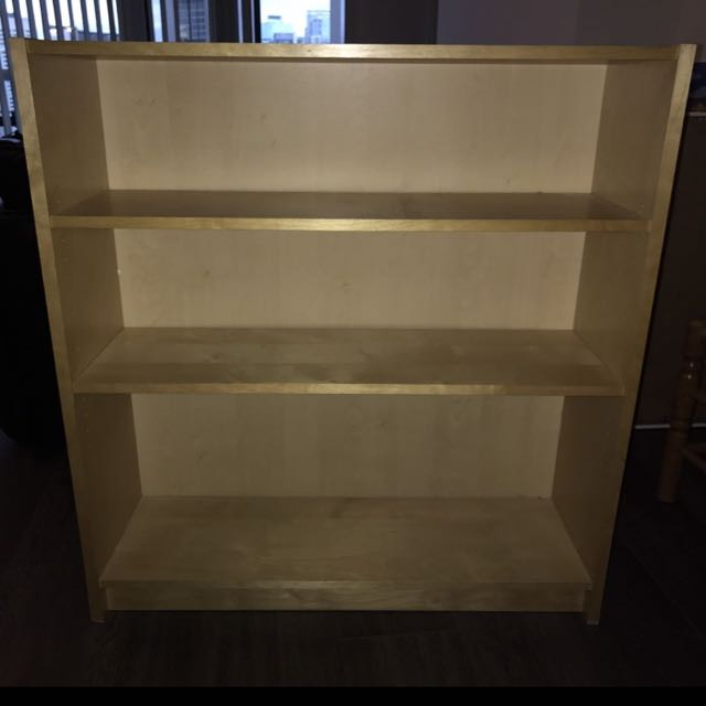 Ikea Billy Birch Bookcase Bookshelf