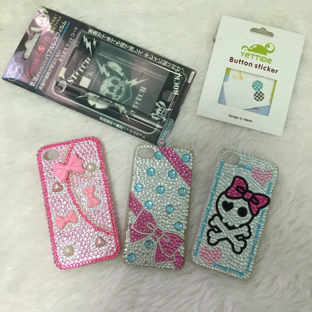 IPhone 4/4s Bling Cases and Accesories