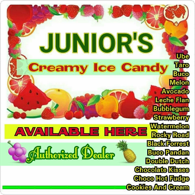 Juniors Ice Candy