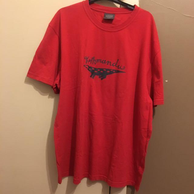 Kathmandu t shirt