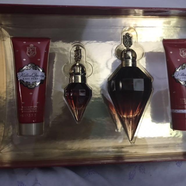 Killer Queen Katy Perry Perfume