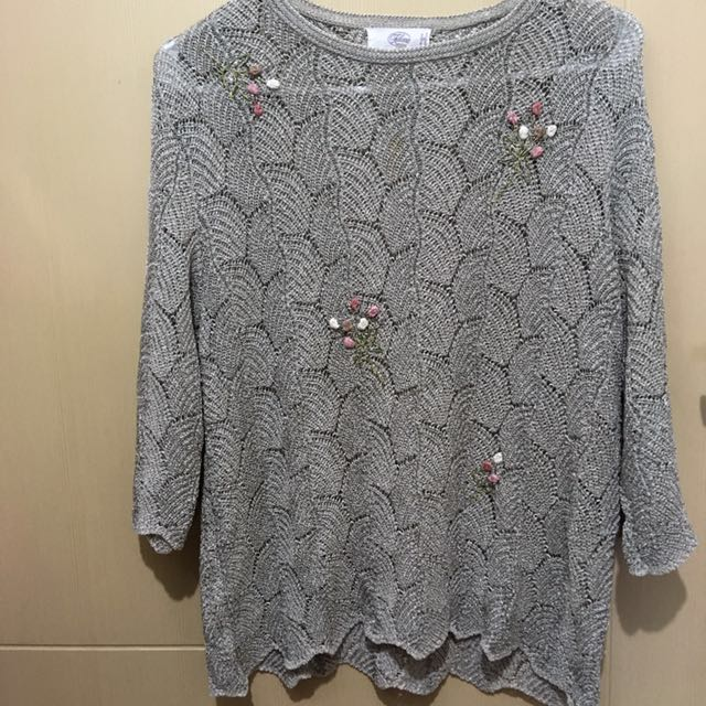 Knitted Classy Top